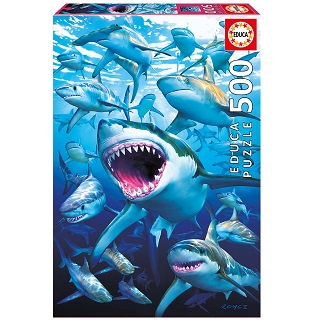 Tiburones (Shark Club)