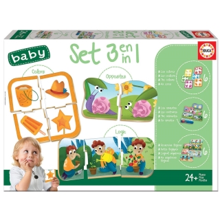 Baby Set 3 In 1