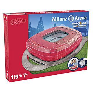 Allianz Arena, Bayer Munich