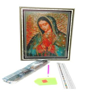 Arte Diamante Virgen