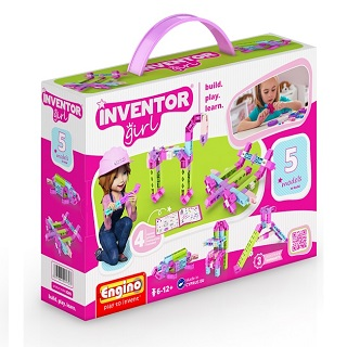 Inventor Girls 5 En 1