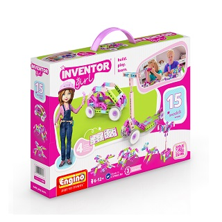 Inventor Girls 15 En 1