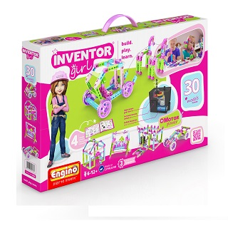 Inventor Girls 30 En 1