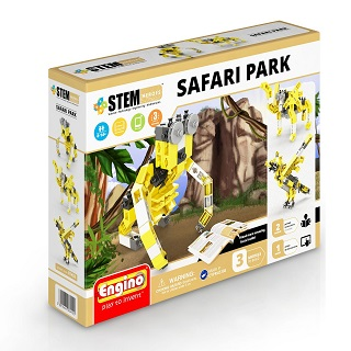 Stem Heroes Safari Park