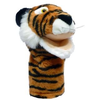 Títere Plush Pups Bocon Tigre