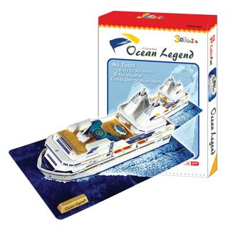 Mini Cruise ship 1