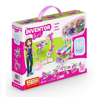 Inventor Girls 10 En 1