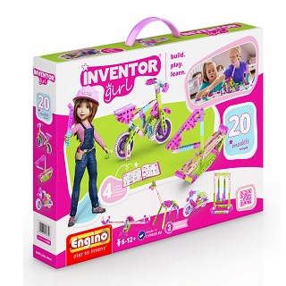 Inventor Girls 20 En 1